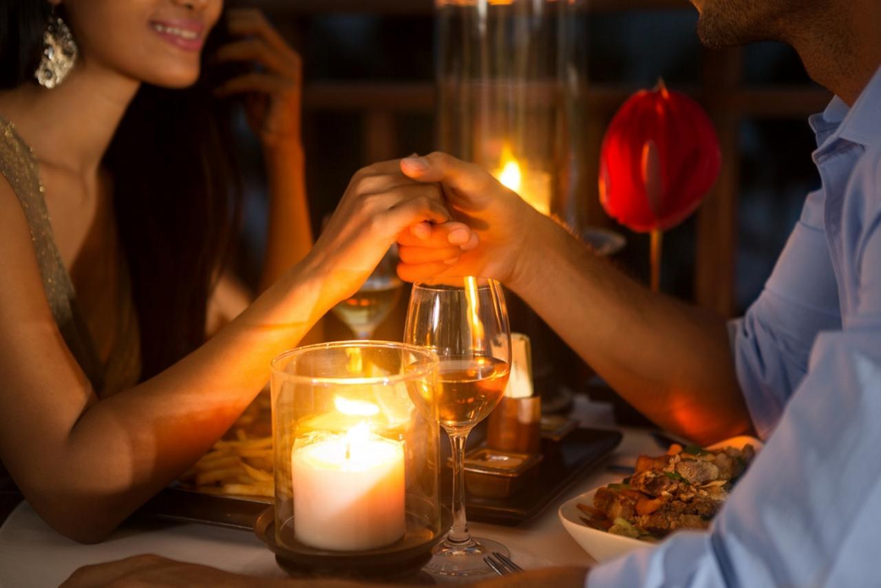Картинки ужин при свечах на двоих