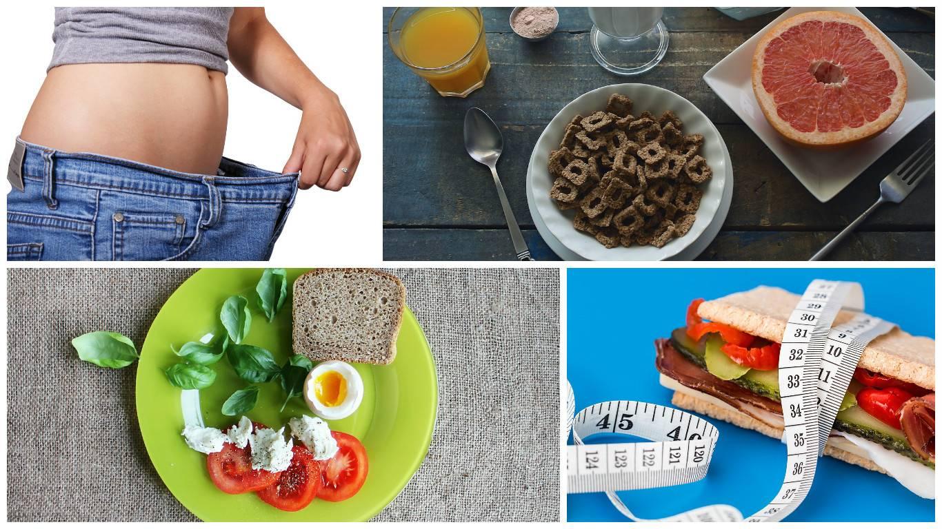 диета при которой можно быстро похудеть