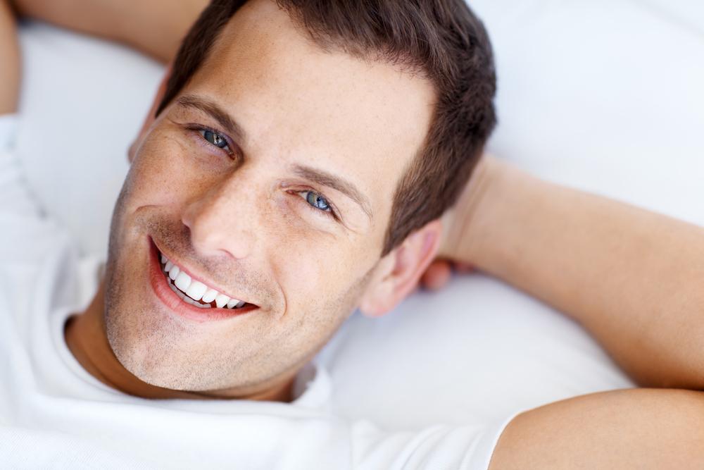 для размещения идеальная мужская улыбка фото всегда воспринимали как