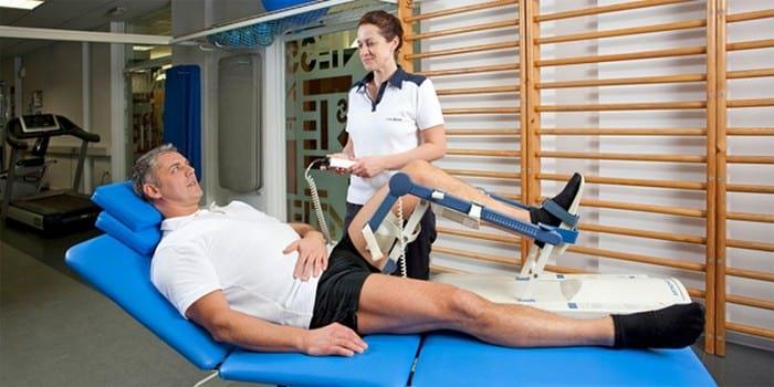 Реабилитация в домашних условиях после эндопротезирования коленного сустава