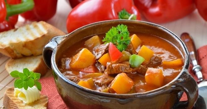 Овощное рагу с мясом — рецепты с картошкой, кабачками, баклажанами, в мультиварке и в духовке