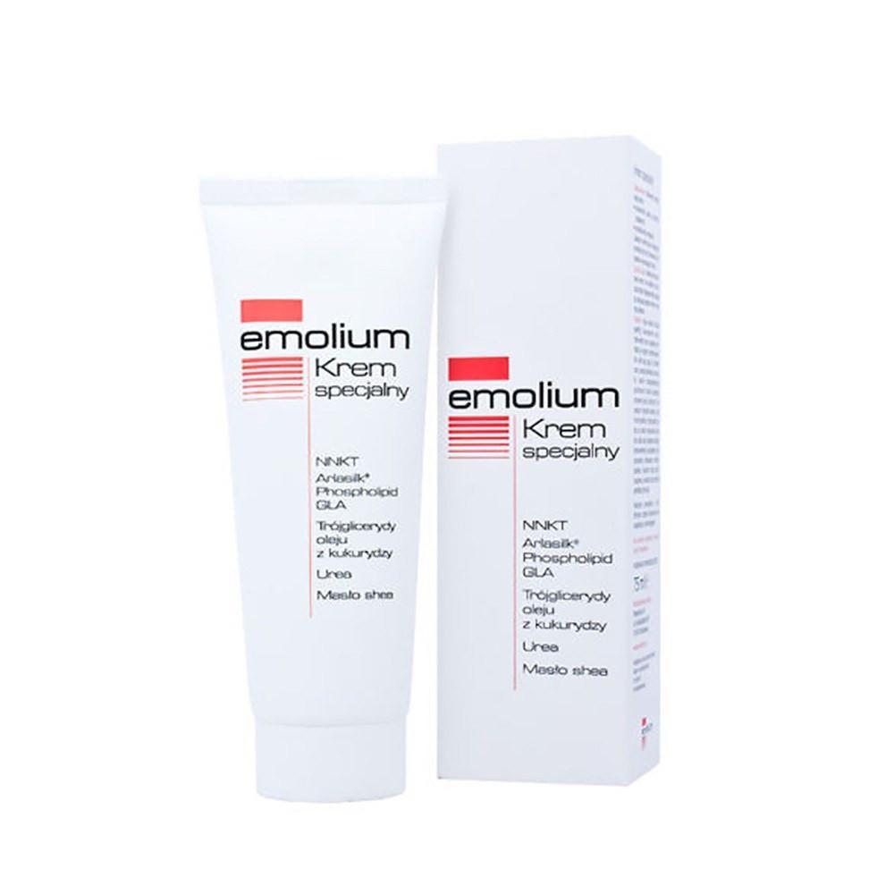 Специальный крем «Эмолиум»: отзывы покупателей, состав и инструкция по применению