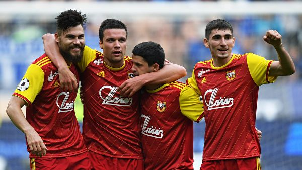 «Арсенал» обыграл «Оренбург» в матче чемпионата России