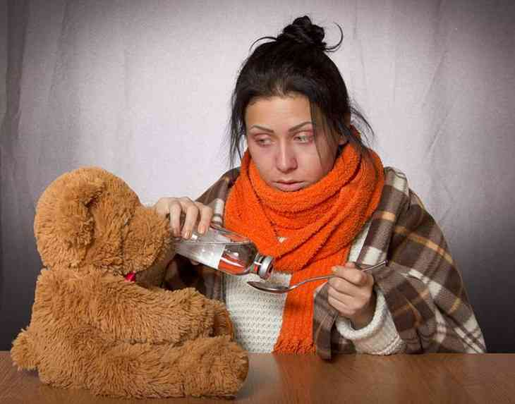 Какие лекарства от гриппа могут вызвать рак