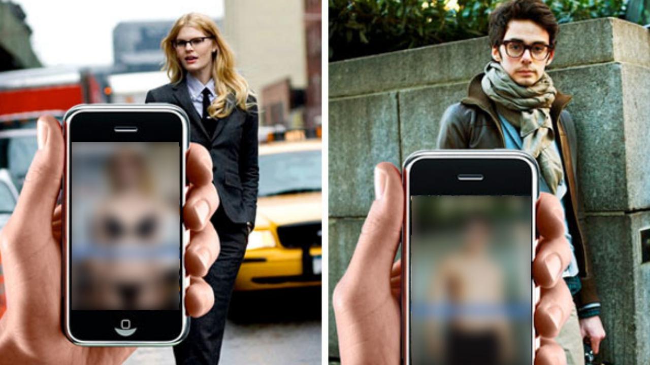 для примера приложение для снятия одежды на фото стебли слишком длинные