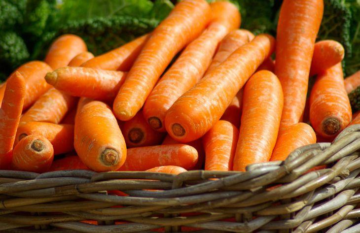 Медики перечислили полезные свойства моркови