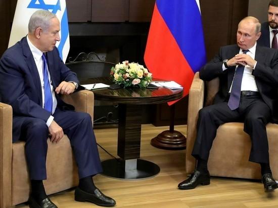 Нетаньяху зачастил к Путину: «Мы готовимся к новой войне»
