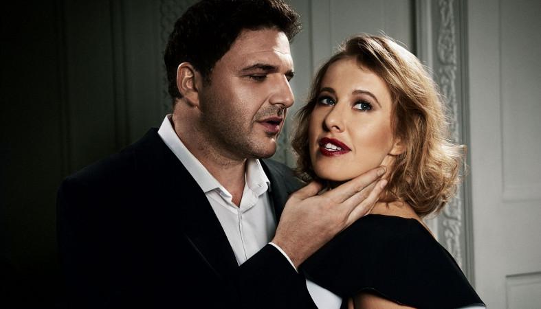 Максим Виторган отрицает что смеялся над церемонией бракосочетания бывшей жены
