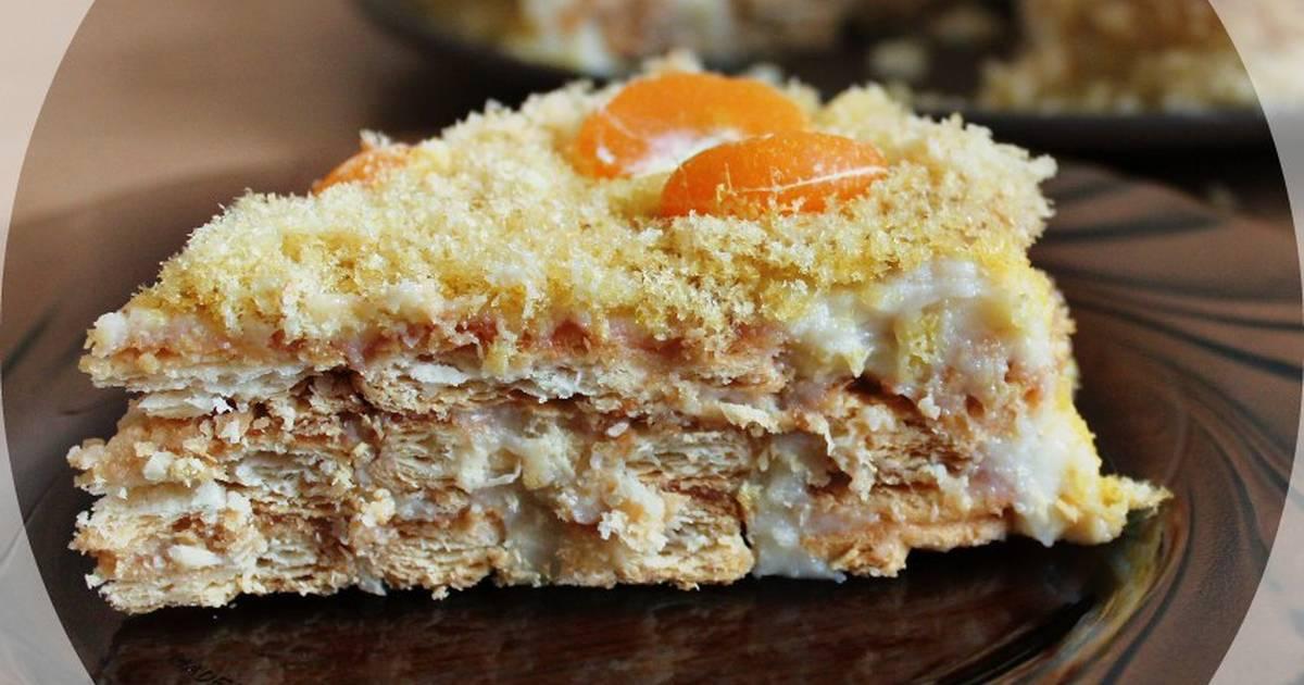 Торт на скорую руку рецепт с фото можно
