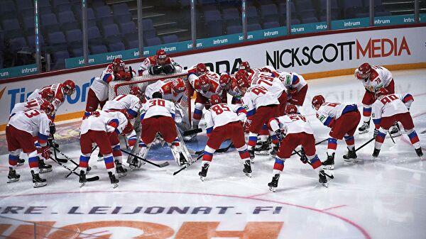 Финские мучения: российские хоккеисты проиграли чехам в матче Кубка Карьяла