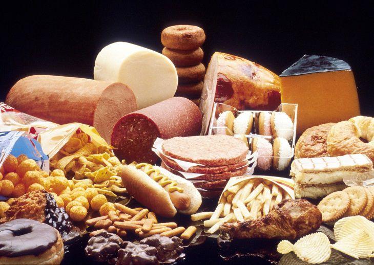 Названы самые опасные для печени продукты
