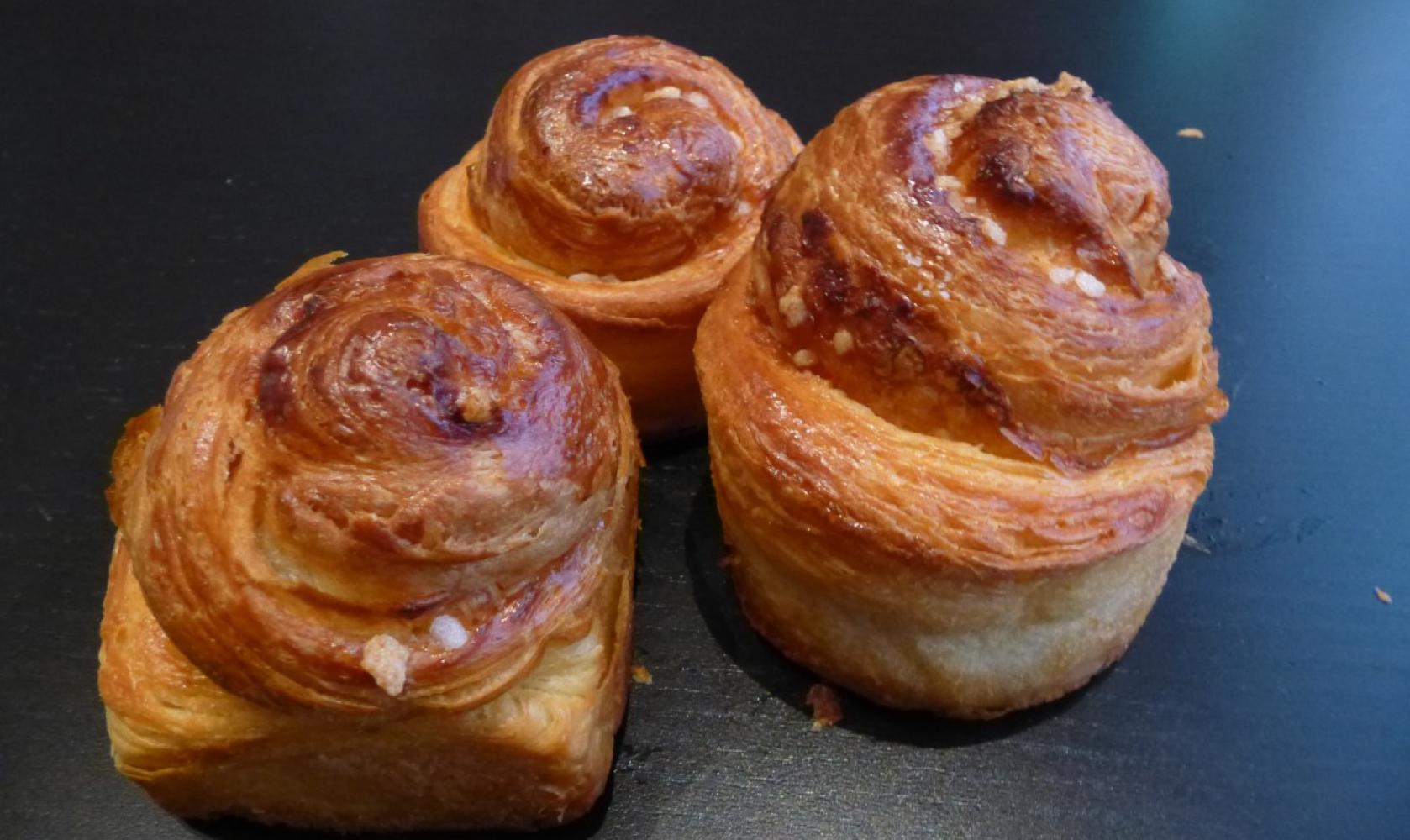Простой рецепт французской булочки бриош