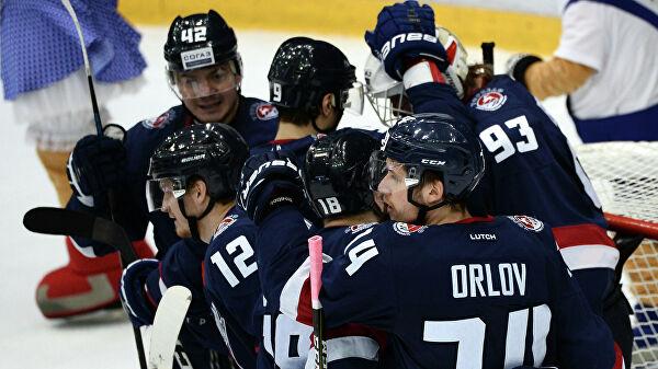 «Торпедо» разгромило «Куньлунь» в матче КХЛ, забросив семь шайб