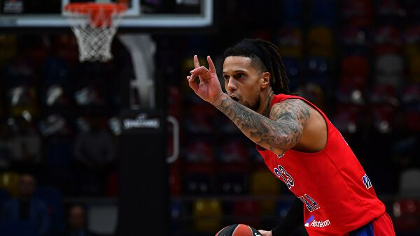 Баскетболисты ЦСКА победили «Анадолу Эфес» в матче Евролиги