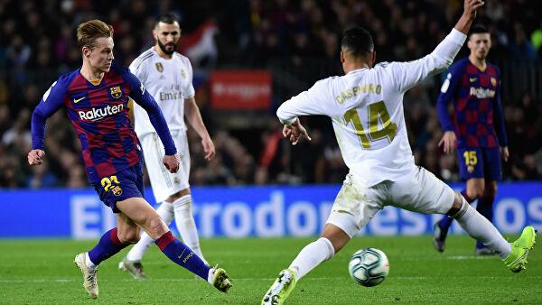 Директор «Реала» раскритиковал работу VAR на матче с «Барселоной»