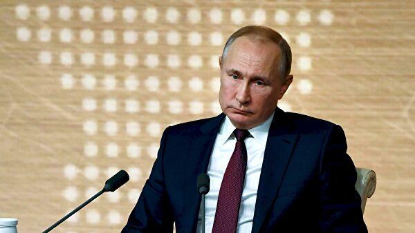 Путин назвал развитие ИИ важнейшим вопросом национальной безопасности