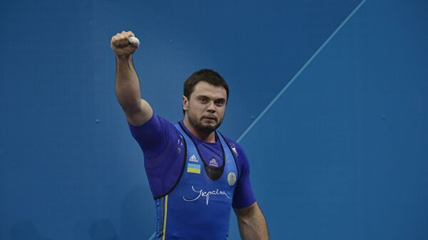 МОК лишил украинского тяжелоатлета золотой медали Олимпийских игр