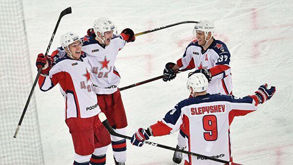 СКА проиграл ЦСКА на футбольном стадионе и прервал серию из 12 побед