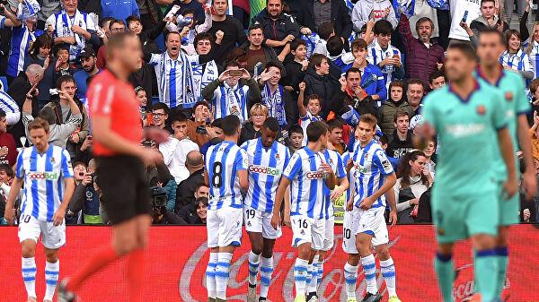 «Реал Сосьедад» пообещал проставиться сопернику после разгрома в Кубке