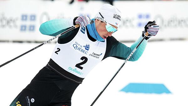 Шанава выиграл спринт свободным стилем на этапе КМ в Словении