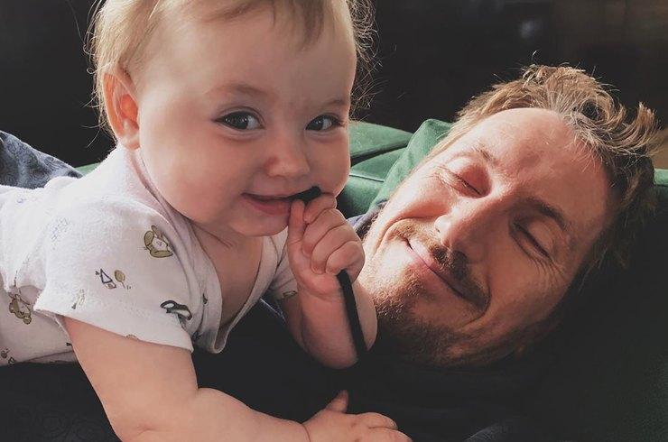 «Она ангел»: актер сериала «Нюхач» рассказал о трогательных отношениях с дочерью
