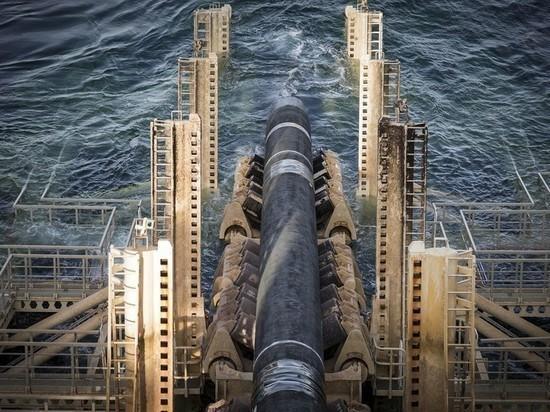 Минфин США объявил о введении санкций против российских газопроводов