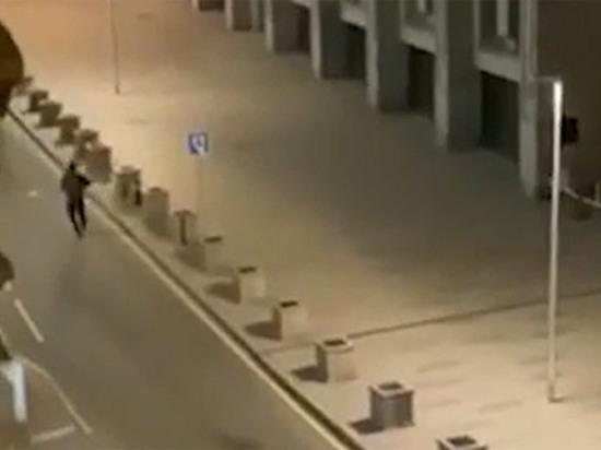Теракт на Лубянке устроили снайпер и автоматчик