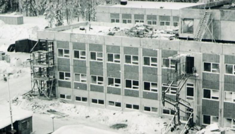 «Домашний доктор»: к 40-летнему юбилею Костомукшской больницы