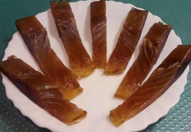Посыпаем селедку горчицей: вяленый деликатес за 2 дня