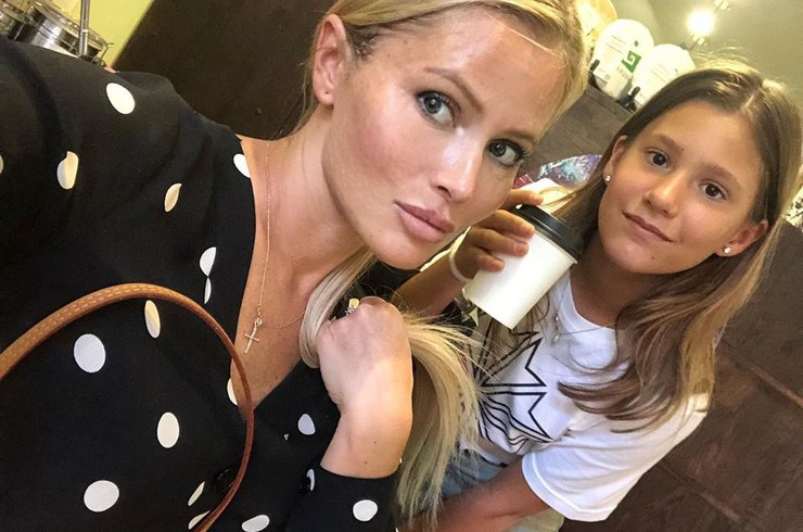 «Полина, спасибо за грязь взамен любви»: Дана Борисова упрекнула дочь