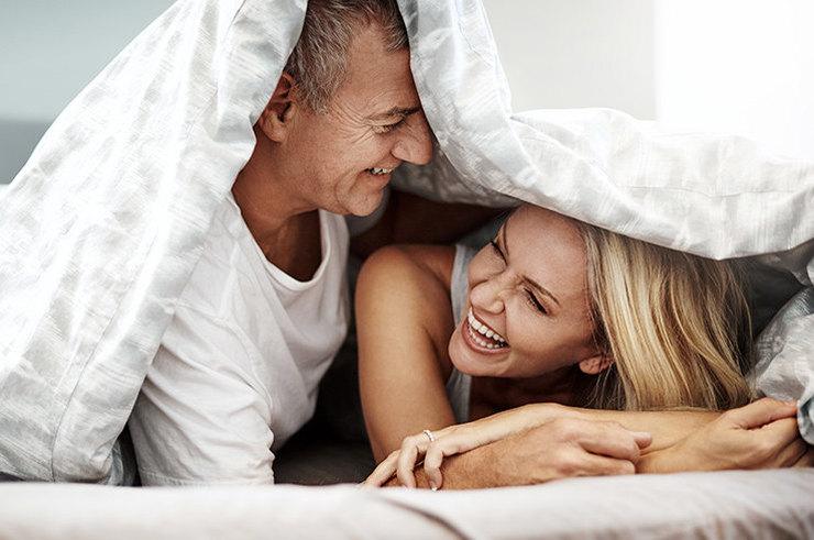 Все возрасты покорны: 4 особенности секса после 50 лет