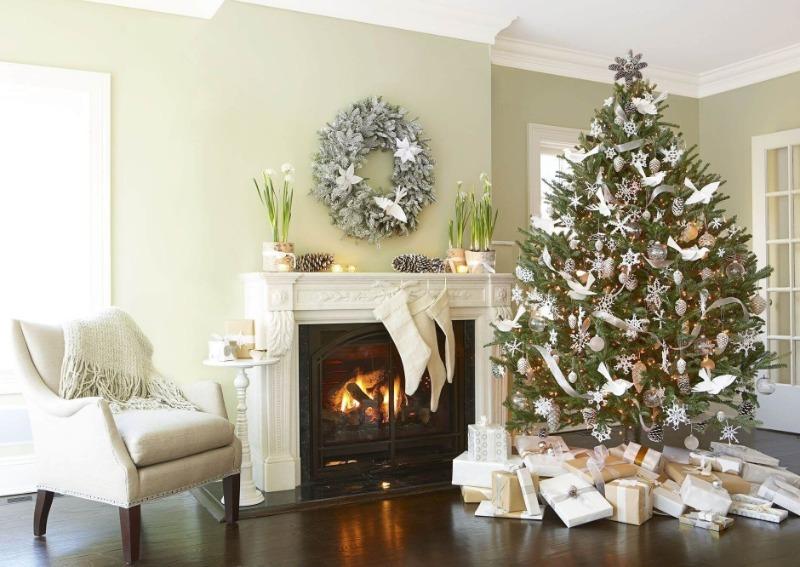 Где в доме нельзя ставить елку по фэн-шуй