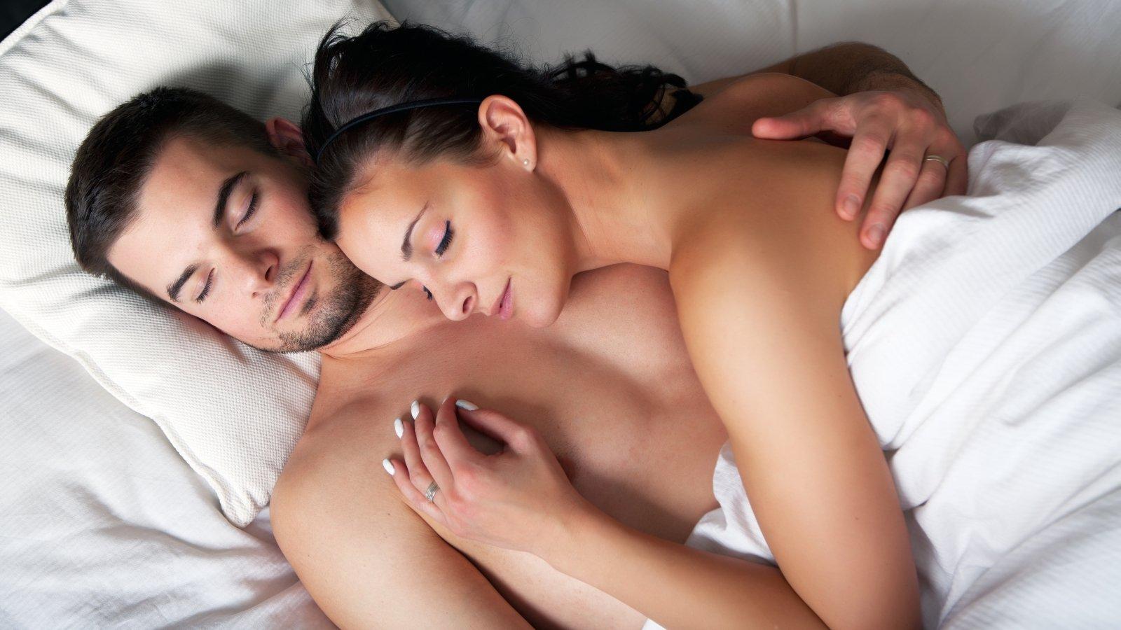 Romantic sex audio