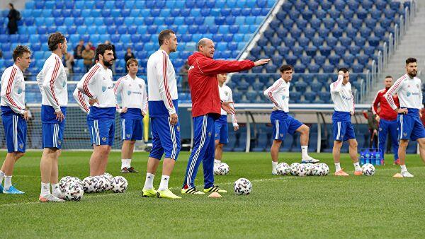 Определен график подготовки сборной России к Евро-2020
