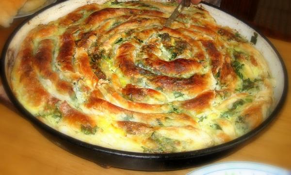 Бурек с мясом: семейные секреты турецкой кухни