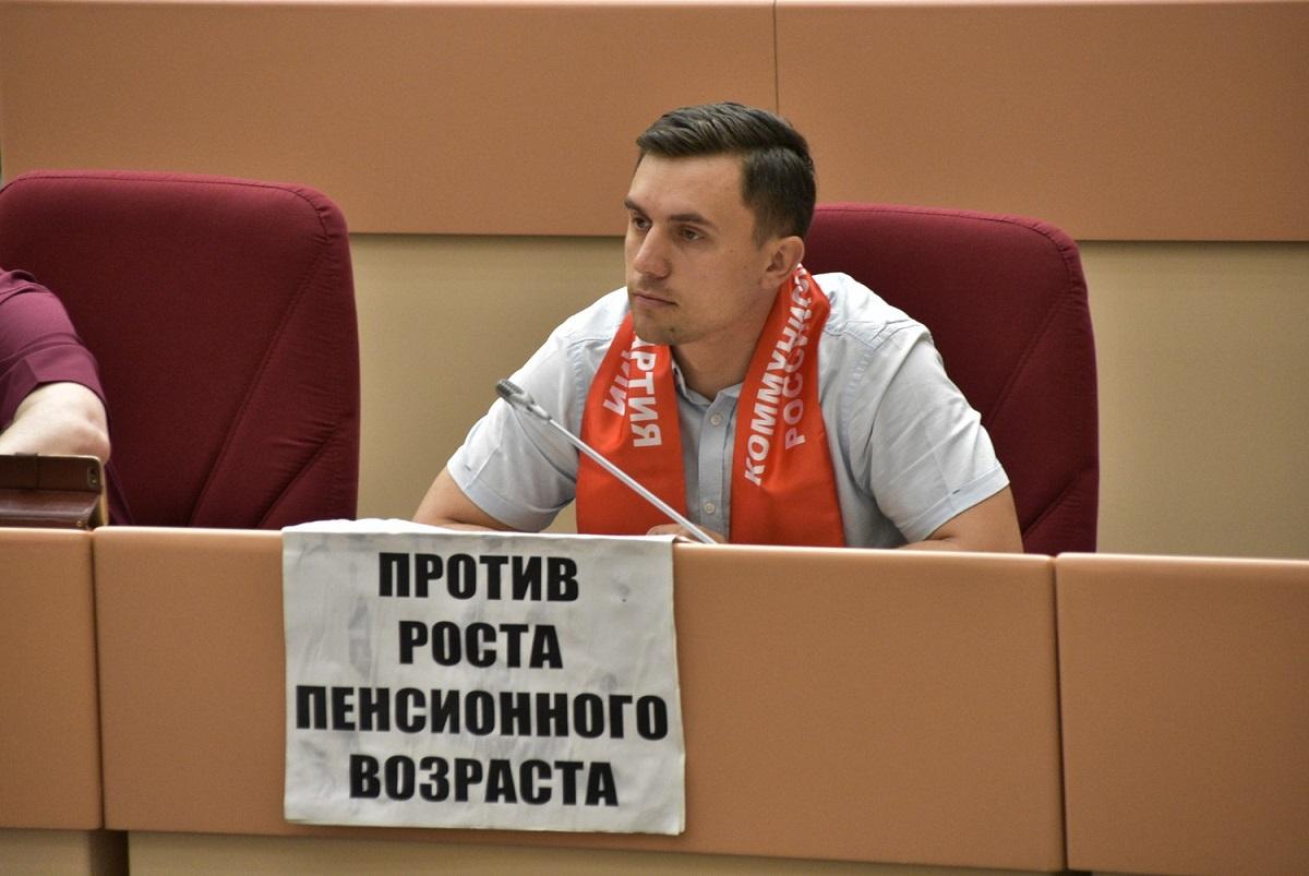 Депутат Николай Бондаренко прокомментировал выступление Владимира Путина перед Федеральным собранием