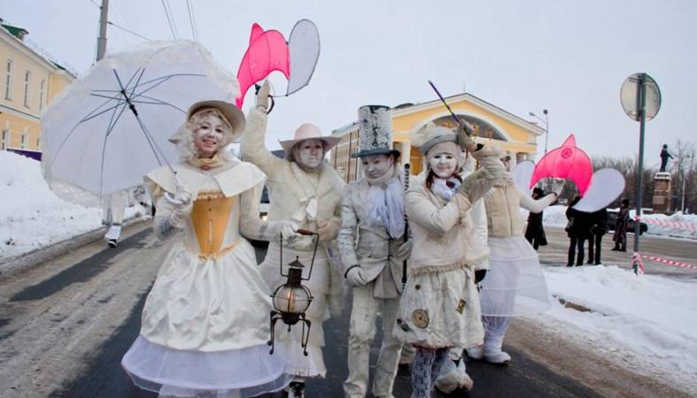 Жителей Карелии зовут на гиперборейский карнавал