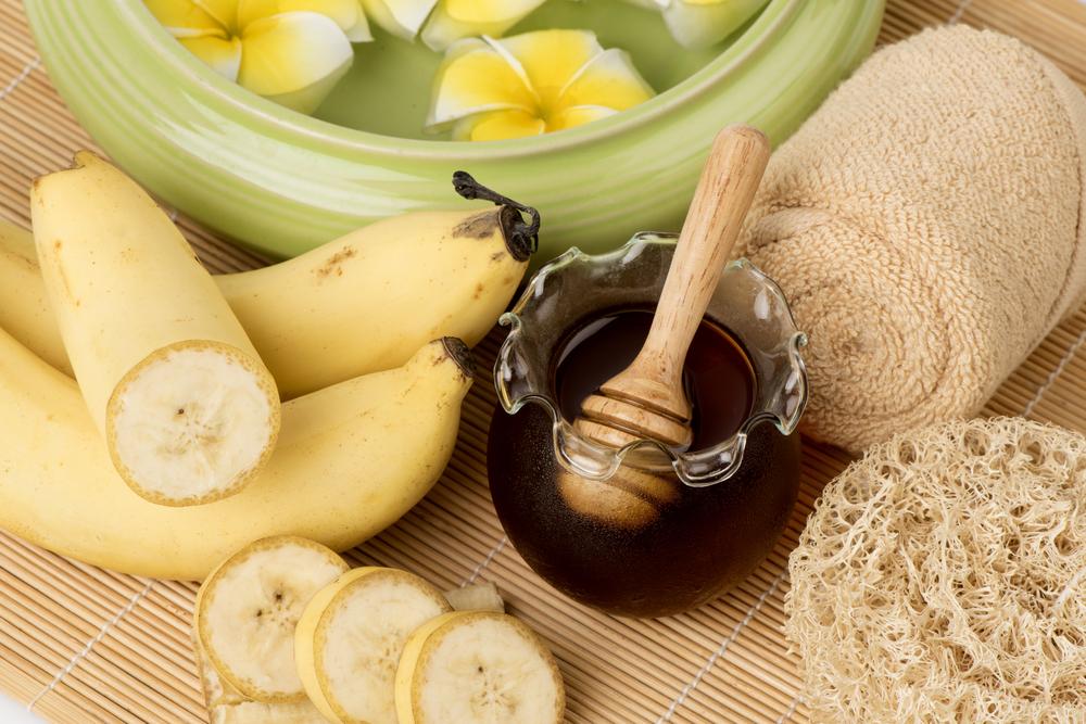 4 банановые маски. Избавляемся от морщин в домашних условиях!