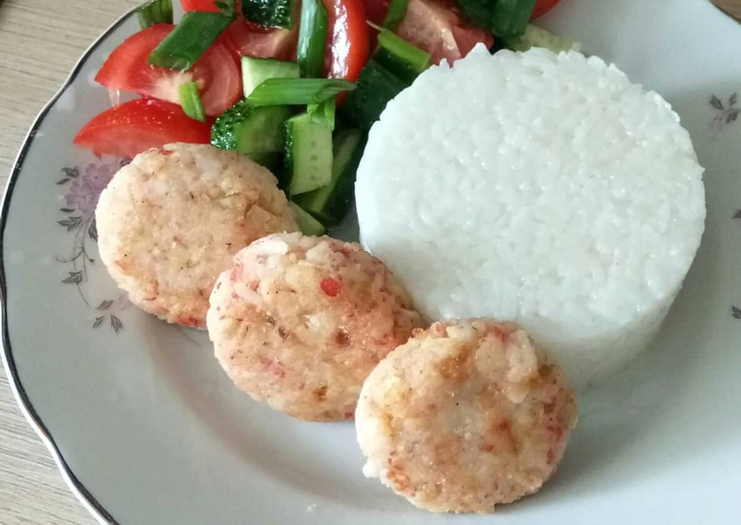 Постные котлеты из кальмаров – очень вкусный рецепт приготовления