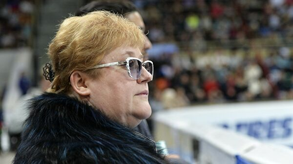 Мозер рассказала, когда может пройти чемпионат мира по фигурному катанию