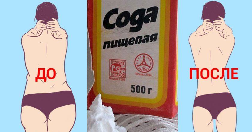 Сода Похудение Опасно. Сода для похудения: вся правда