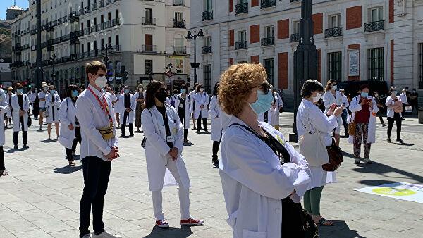 В Испании начали тесты приложения, выявляющего контакты больных COVID-19