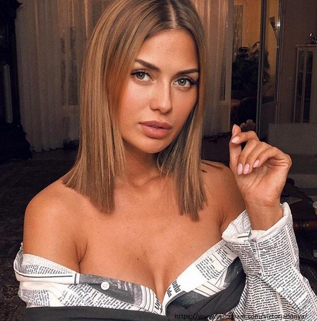 Виктория Боня осмелилась показаться без макияжа и фильтров