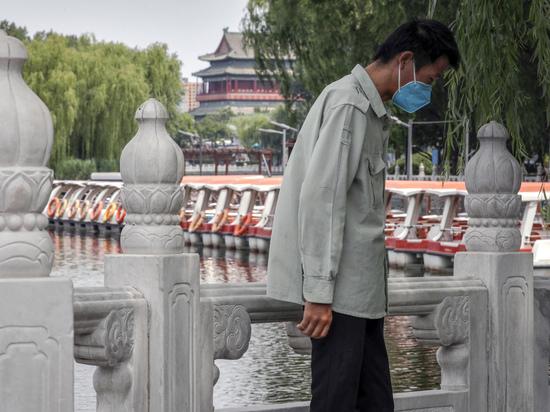 В Китае выявили способный вызвать пандемию свиной грипп