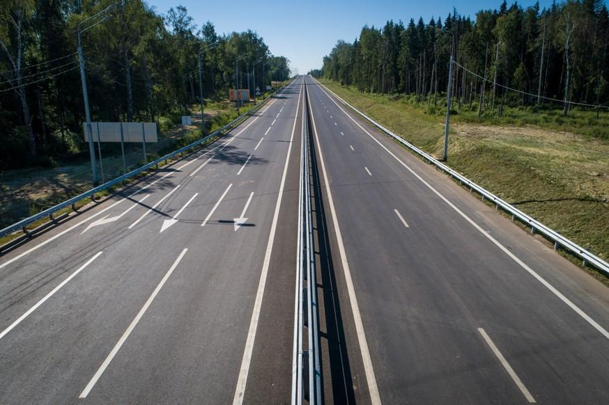 Открыт для движения новый участок ЦКАД. Две трети трассы сдадут в эксплуатацию до конца года