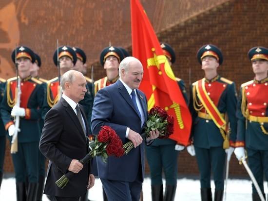 Лукашенко потребовал «серьезного разговора» с Путиным во Ржеве