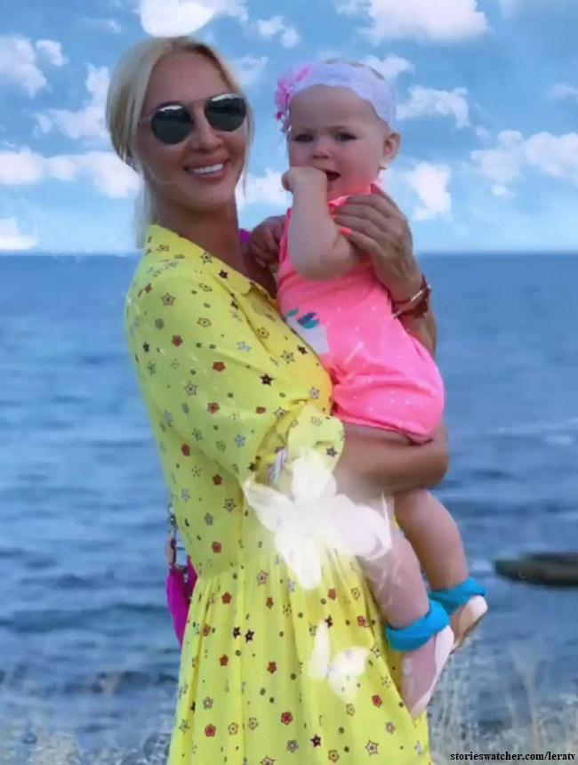 Лера Кудрявцева раскрыла пикантные подробности о дочери