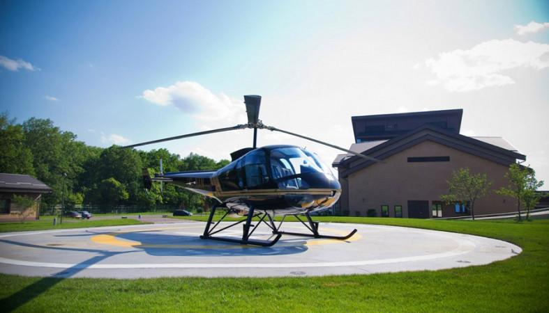 Вертолетную площадку и амбулаторию построят в Кемском районе