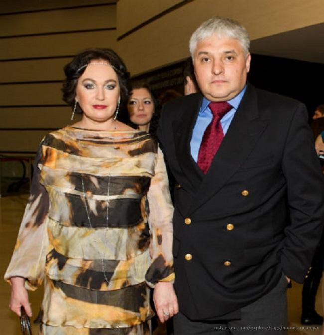 Лариса Гузеева рассказала, как заставила мужа похудеть