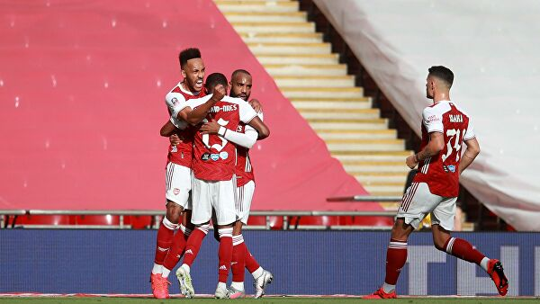 «Арсенал» одержал волевую победу над «Челси» в финале Кубка Англии